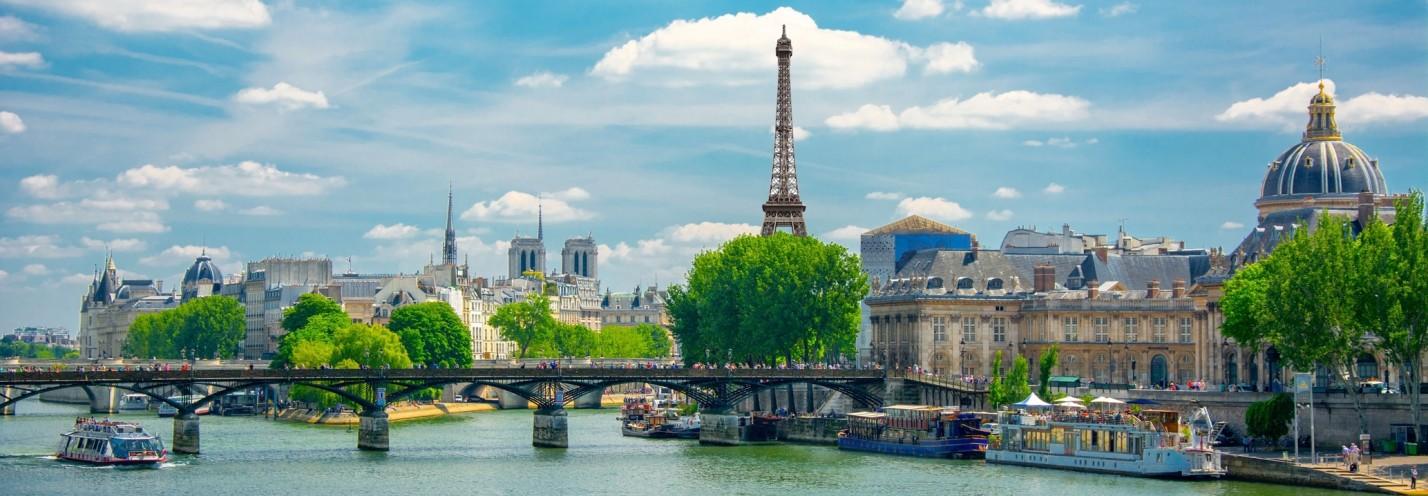 Berges de la Seine Paris