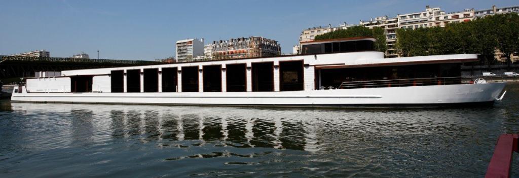 Anniversaire entreprise bateau Paris
